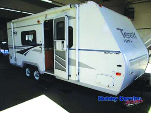 USED 2004 FLEETWOOD RV TERRY 722F