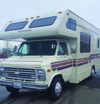 ​1991 WINNEBAGO WARRIOR MINI HOME
