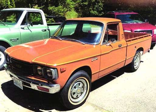 ​1976 CHEVROLET LUV PICKUP