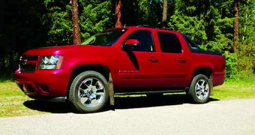 ​2007 CHEVY AVALANCHE