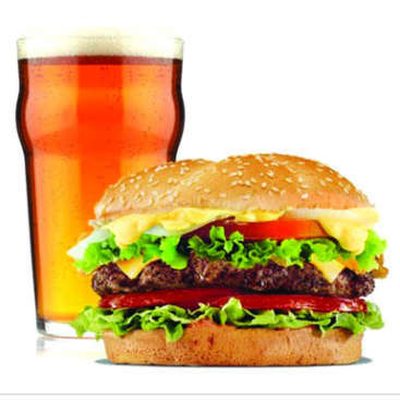 GET A BEER, CHEESEBURGER AND FRIES FOR $10