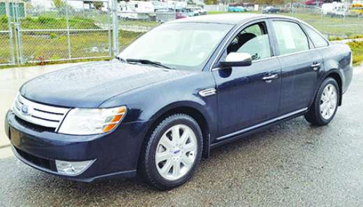 ​2008 FORD TAURUS LIMITED