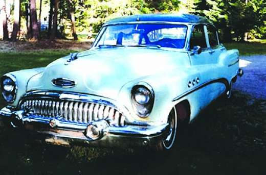 ​1953 BUICK SUPER EIGHT